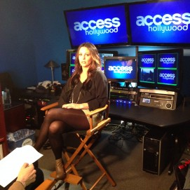 Access Hollywood Time!